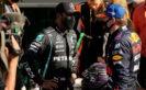 Schumacher says Hamilton was dramatising scary Monza crash