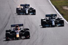Hamilton says Mercedes team needs new car update to catch Verstappen