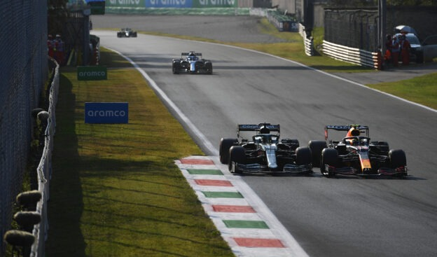 How the new tyres are helping Mercedes by Peter Windsor