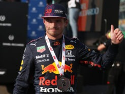 Red Bull Racing might double-up Verstappen's grid penalty at Sochi
