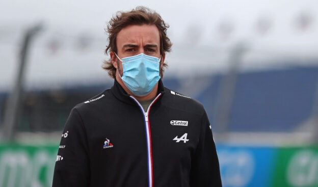 Aston Martin rejects Alonso F1 silly season speculation