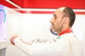 Kubica admits he knew F1 substitute drive would be hard
