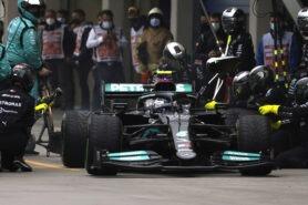 Mercedes 2021 Turkish GP F1 Race Debrief by James Allison