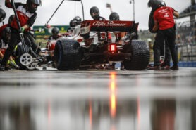 Spokesman says Andretti may jump on Alfa Romeo F1 opportunity