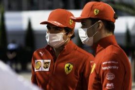 Leclerc & Sainz video message after 2021 Turkish GP