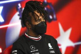 Hamilton says Ferrari talks 'didn't last long'
