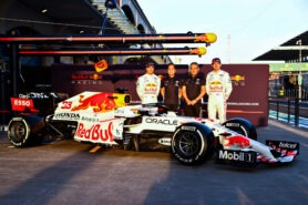 The story behind Red Bull's new Turkish GP livery