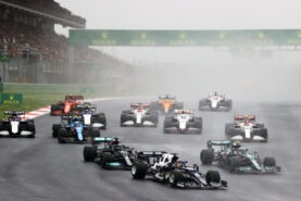 2021 Turkish Grand Prix Animated Timelapse Recap Video